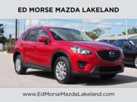 ED MORSE MAZDA LAKELAND is honored to present a