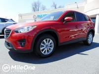 CARFAX One-Owner. Clean CARFAX. 2016 Mazda CX-5 Touring