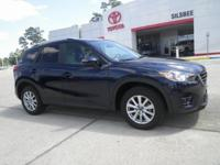 Gray 2016 Mazda CX-5 Touring FWD 6-Speed Automatic