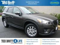 SMART WHEELS LOCATION  2016 MAZDA CX-5 TOURING*WITH