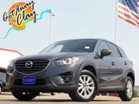 2016 Mazda CX-5 Meteor Gray Mica 6-Speed Automatic CX-5