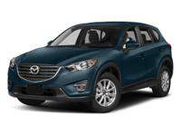 Red 2016 Mazda CX-5 Touring 6-Speed Automatic FWD