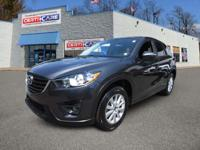 This 2016 Mazda offered at Certicare  Huntington.  The