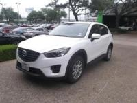 Check out this gently-used 2016 Mazda CX-5 we recently