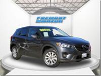 Options:  2016 Mazda Cx-5 Cx-5|Gray|2.5L|Automatic|Fwd|