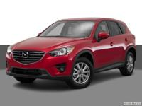 Introducing the 2016 Mazda Mazda CX-5! Packed with