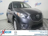 New Price! 2016 Mazda CX-5 Touring CX-5 Touring,
