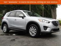 New Price! CARFAX One-Owner.2016 Mazda CX-5 Touring