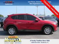 New Price! Certified. This 2016 Mazda CX-5 Touring in