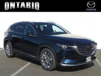 Boasts 26 Highway MPG and 21 City MPG! This Mazda CX-9