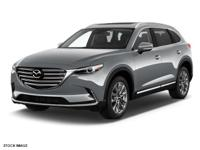 FUEL EFFICIENT 27 MPG Hwy/21 MPG City! Mazda Certified,