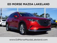 Looking for a clean, well-cared for 2016 Mazda CX-9?