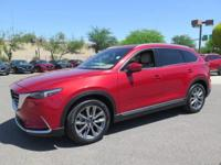 Options:  2016 Mazda Cx-9 Grand Touring|Red|Carfax