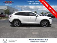 This Certified 2016 Mazda CX-9 Grand Touring is well