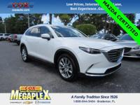 This Certified 2016 Mazda CX-9 Grand Touring in