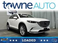 Recent Arrival! 2016 Mazda CX-9 Signature 2.5L