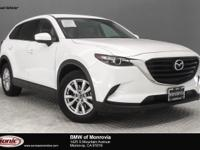 Options:  2016 Mazda Cx-9 Sport|Snowflake White Pearl