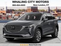 All Wheel Drive! Turbo! 2016 Mazda CX-9. There is no