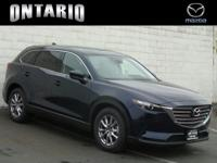 Boasts 28 Highway MPG and 22 City MPG! This Mazda CX-9