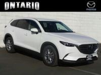 Scores 28 Highway MPG and 22 City MPG! This Mazda CX-9
