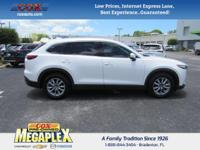 This Certified 2016 Mazda CX-9 Touring in Snowflake