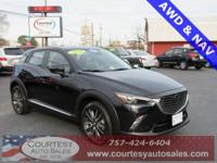 CX-3 with 8,248 Miles -- Clean 1-Owner Car-Fax -- Looks