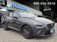 For a smoother ride, opt for this 2016 Mazda CX-3 Grand