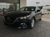 CERTIFIED MAZDA, ACCIDENT FREE AUTO CHECK, MOONROOF,
