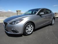Feast your eyes on our 2016 Mazda3 I Sport hatchback