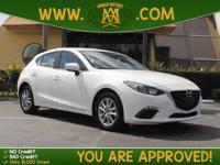 Options:  2016 Mazda Mazda3. You've Found The One