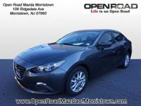 Mazda Certified, Excellent Condition. FUEL EFFICIENT 41