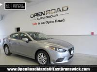 CARFAX 1-Owner, Mazda Certified, LOW MILES - 6,224!