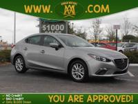 Options:  2016 Mazda Mazda3: Mazda's Goal With The