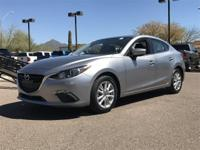 Clean CARFAX. CARFAX One-Owner.  2016 Mazda Mazda3 i