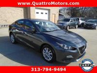Navigation. Come see this 2016 Mazda Mazda3 i Sport.