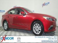 New Price! 2016 Mazda Mazda3 i 16 x 6.5J Steel w/Full