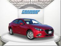 Options:  2016 Mazda Mazda 3 3|Red|2.0L|Automatic|What