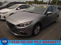 Check out this gently-used 2016 Mazda Mazda3 we