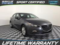 2016 Mazda Mazda3 - SAVE THOUSANDS with SPORT
