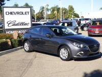 Options:  2016 Mazda Mazda3 5Dr Hb Auto I Touring