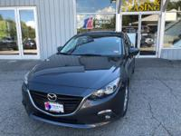 Introducing the 2016 Mazda Mazda3! Very clean and very