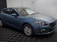 Virtually Brand-new 2016 Mazda3i Touring Hatchback.