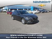 Mazda3 i Touring trim. PRICED TO MOVE $900 below NADA