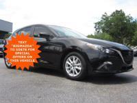 2016 Mazda Mazda3 i SKYACTIV -G 2.0L 4-Cylinder DOHC