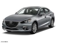 This 2016 Mazda Mazda3 s Grand Touring includes push