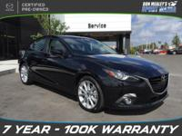 2016 Mazda Mazda3 COVERED BY OUR NATIONWIDE & UNLIMITED