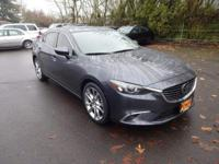 Value priced below the market average! This 2016 Mazda