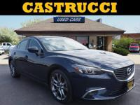 Recent Arrival! CARFAX One-Owner.   Crystal Blue 2016