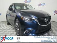 New Price! 2016 Mazda Mazda6 i 11 Speakers, 3 Level