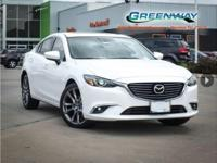 Come to GREENWAY MAZDA and drive home in this New 2016
